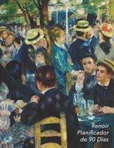Renoir Planificador de 90 D as