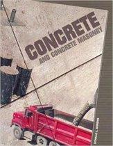 Concrete and Concrete Masonry