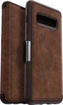 OtterBox Strada Case voor Samsung Galaxy S10+ - Bruin