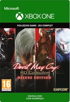 Devil May Cry: HD Collection - Deluxe Edition - Xbox One Download