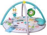Taf Toys Baby gym - Speelkleed met afneembare bogen en speeltjes - 0 - 24 mnd - Tuin thema