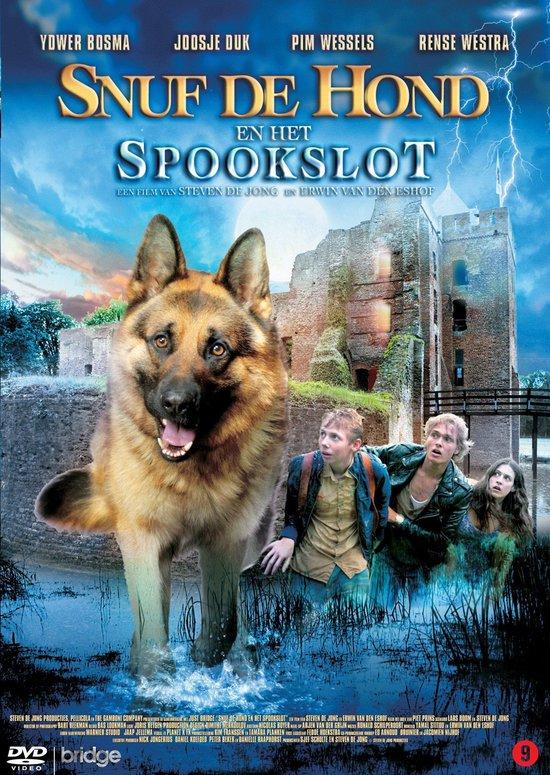 Cover van de film 'Snuf De Hond - En Het Spookslot'
