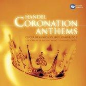 Handel: Coronation Anthems / Cleobury, King's College Choir Cambridge, AAM