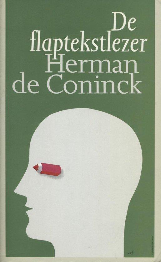 De flaptekstlezer - Herman de Coninck | Readingchampions.org.uk