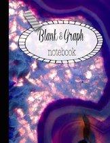 Blank & Graph notebook