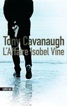 Boek cover LAffaire Isobel Vine van Tony Cavanaugh