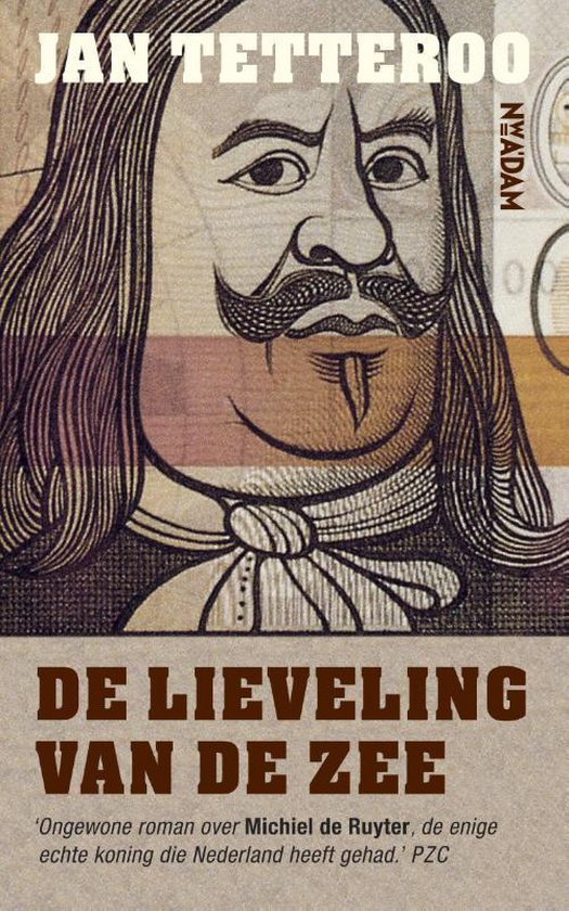 Cover van het boek 'De lieveling van de zee' van Jan Tetteroo