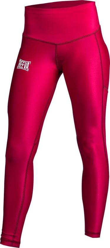 Reeva sportlegging roze – maat S