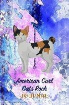 American Curl Cats Rock