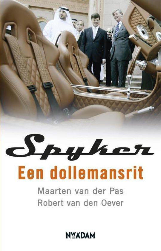 Spyker - Maarten van der Pas   Fthsonline.com