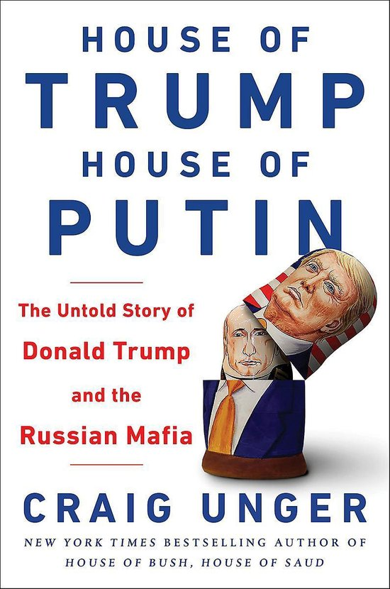 Afbeelding van House of Trump, House of Putin