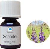 Scharlei Olie - 100% Pure Clary Sage Etherische Olie
