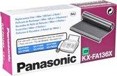 Panasonic KX-FA136X faxbenodigdheid Zwart Faxlint