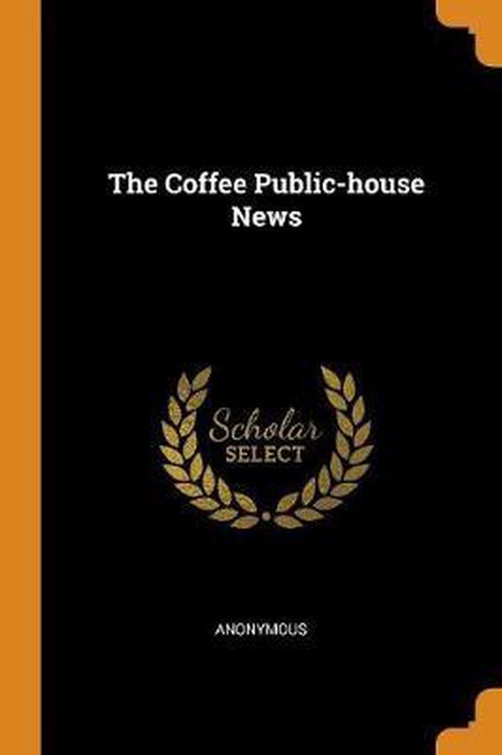 The Coffee Public-House News