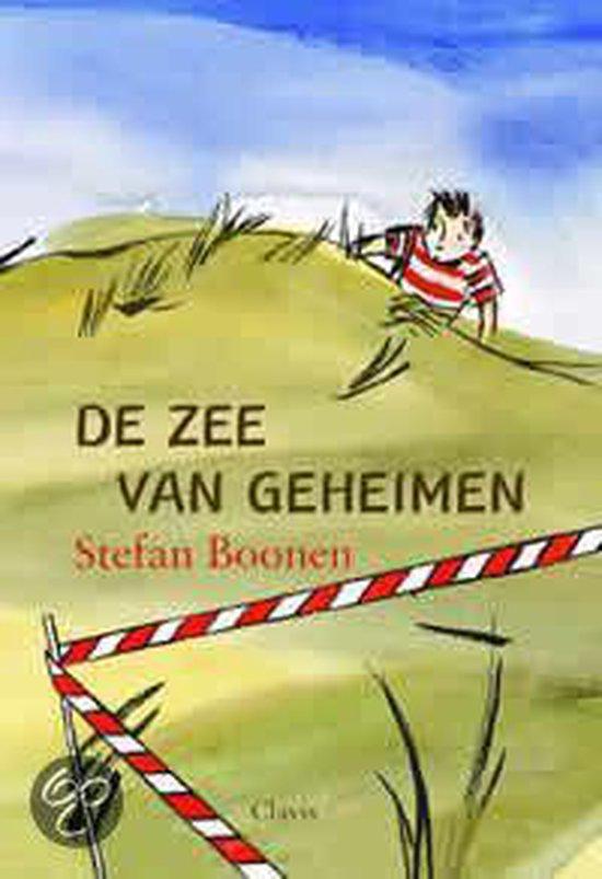De Zee Van Geheimen - Stefan Boonen |