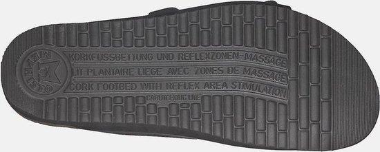 Mephisto HARMONY Dames Sandaal - Zwart - Maat 39 o26FWMSw