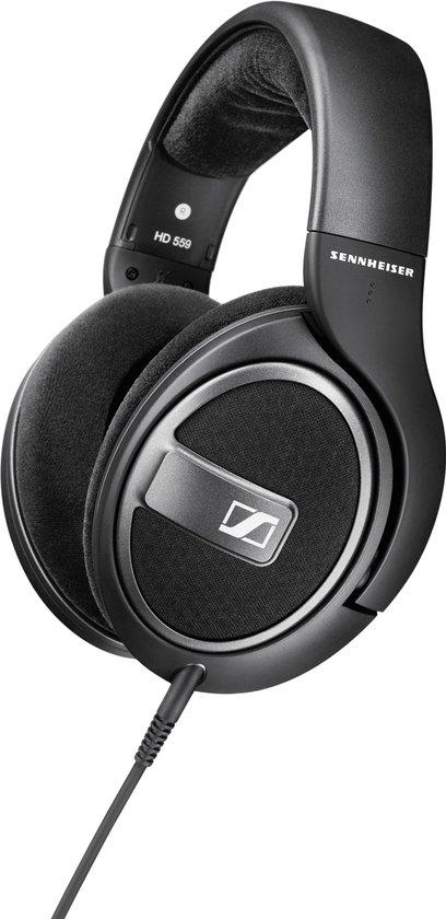 Sennheiser HD 559 - Over-ear koptelefoon - Zwart