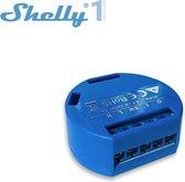 Shelly 1 WiFi bestuurbare Relay Switch