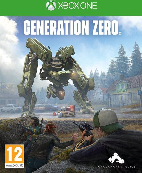 Koch Media Generation Zero, Xbox One video-game Basis Engels, Spaans, Frans, Italiaans