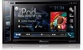 "Pioneer AVH-X2700BT - Autoradio Dubbel DIN - USB - CD - DAB+ - Bluetooth - 6,2"" scherm"