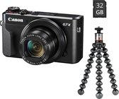 Canon PowerShot G7X Mark II - Vlog Kit - Inclusief
