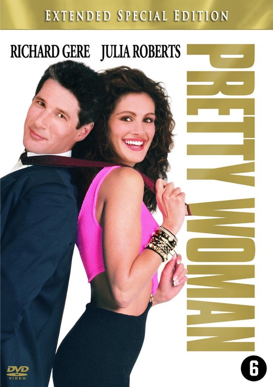 Cover van de film 'Pretty Woman'