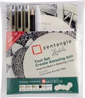 Sakura Zentangle Zendala tool set 10