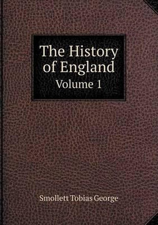 The History of England Volume 1