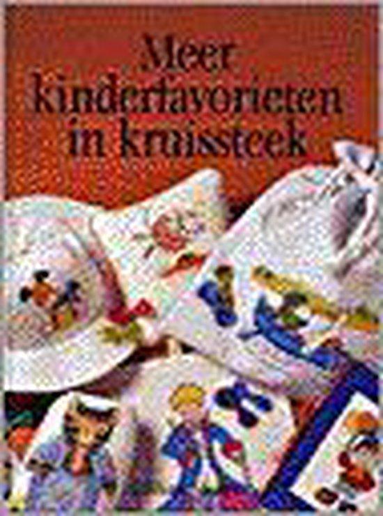 Meer kinderfavorieten in kruissteek - Souter  