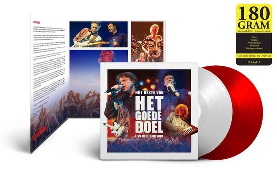 Het beste van het Goede Doel - Live in de HMH (Coloured Vinyl) (2LP)