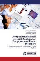 Computerized Dental Occlusal Analysis for Temporomandibular Disorders