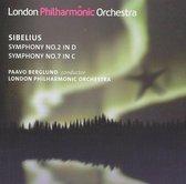 Sibelius Symphonies Nos. 2 & 7