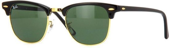 Ray-Ban RB3016 W0365 - Clubmaster (Classic)