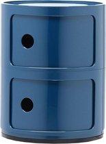 Componibili bijzettafel medium (2 comp.) blauw