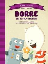 Borre Leesclub - Borre en Ri-ra-robot