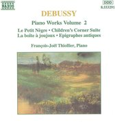 Debussy: Piano Works Vol.2