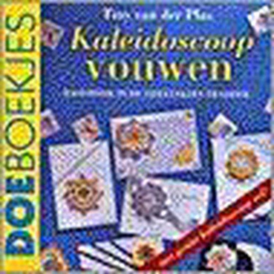 KALEIDOSCOOP VOUWEN - van Der Plas |