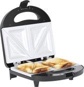 Teesa TSA3222 - Tosti ijzer, sandwich grill