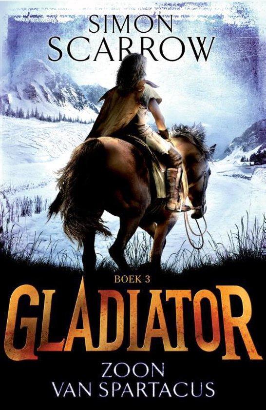 Gladiator - Zoon van Spartacus - Simon Scarrow  