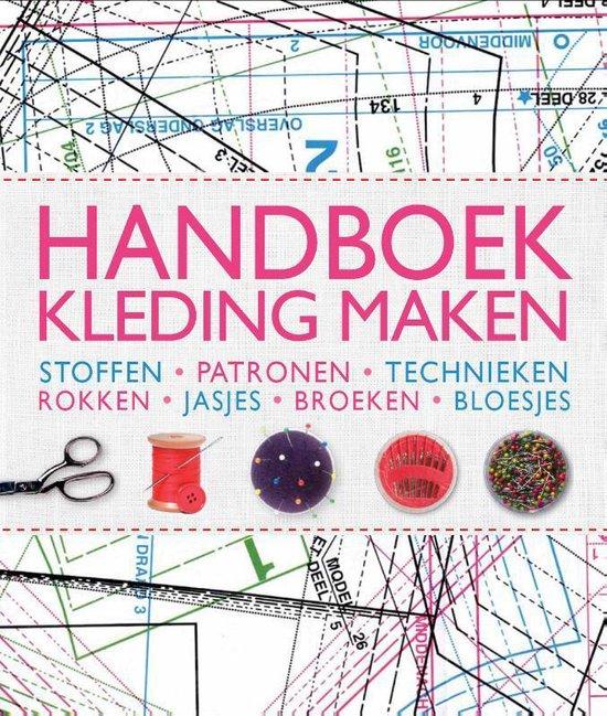 Handboek kleding maken