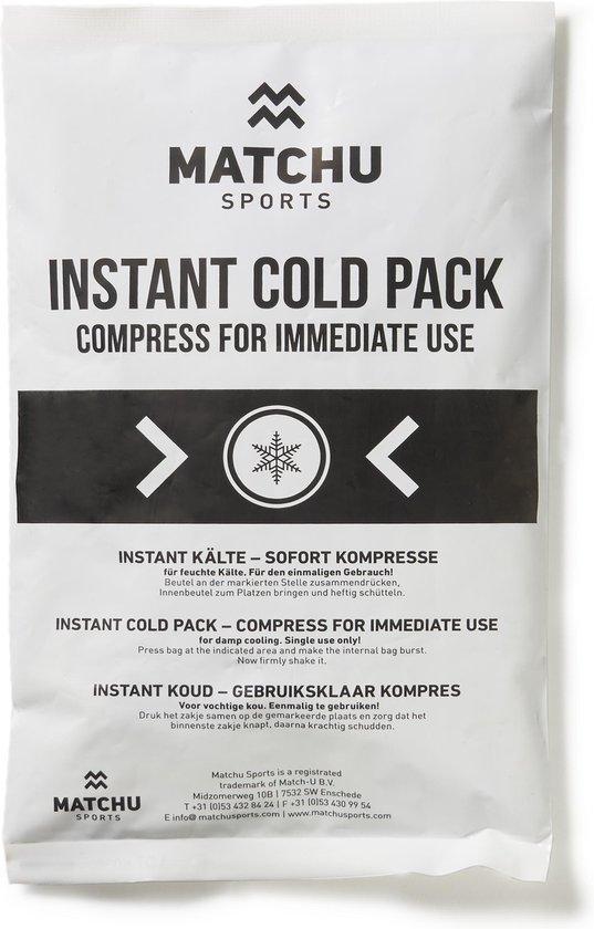 Matchu Sports - Ice Pack set -12 stuks
