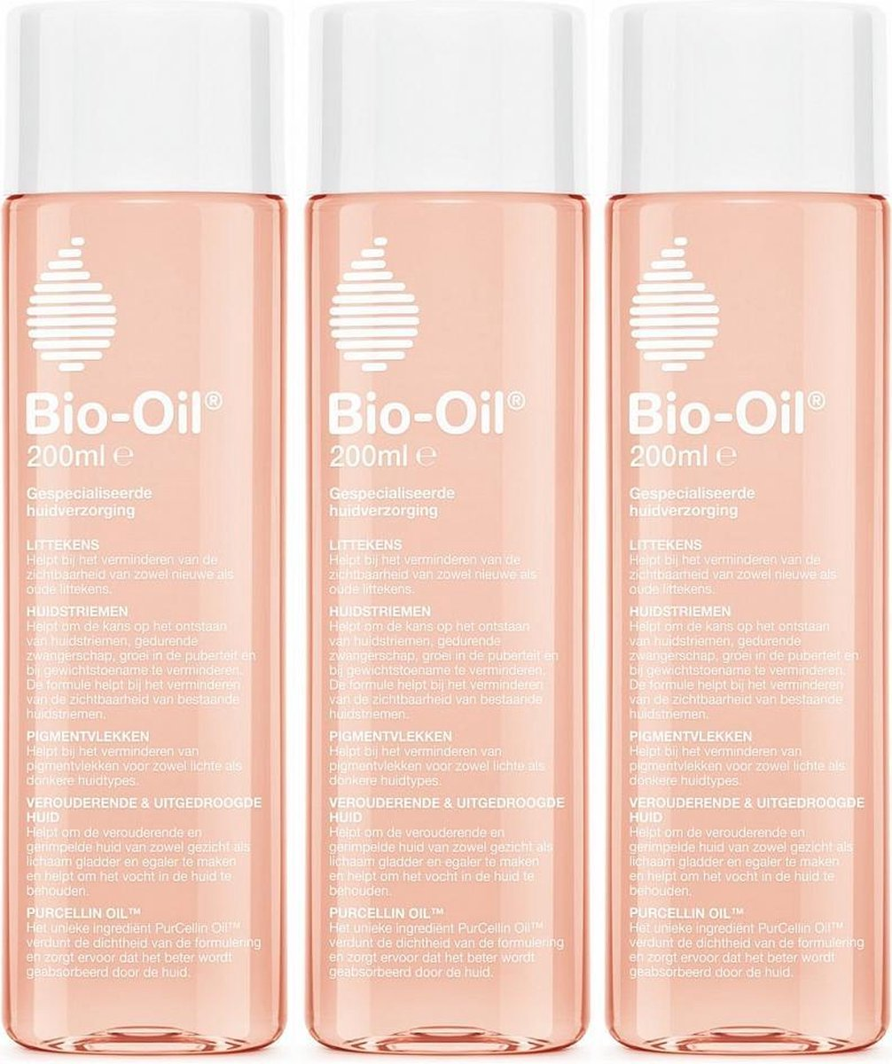 Bio Oil Specialistische Huidolie Bodyolie - 600ML voordeelverpakking!