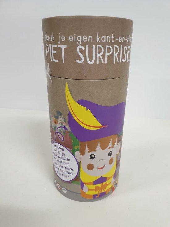 Maak je eigen Piet surprise - Kant-en-klaar - 2 stuks