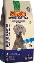 Biofood Geperst Lam & Rijst Premium - Hondenvoer - 5 kg