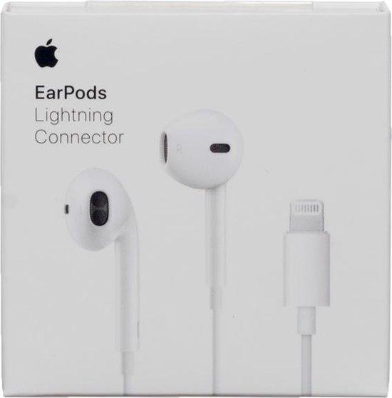 Apple EarPods - met lightning connector - wit - Apple