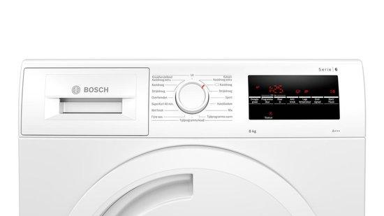 Bosch WTR88T00NL - Serie 6 - Warmtepompdroger