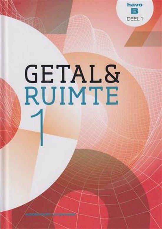 Getal en ruimte (11e ed) wiskunde-b havo deel 1 - L.A. Reichard pdf epub