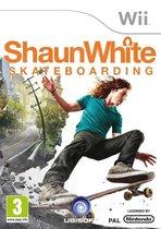 Shaun White Skateboarding Deleted Title / Wii