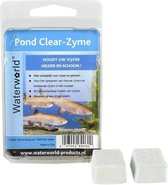 Waterworld Pond Clear-Zyme Helder vijverwater - 2 blokken per 1 m³ water