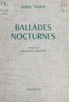 Ballades nocturnes